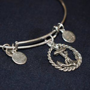 ALIX AND ANI anchor charm bracelet - $15, silver